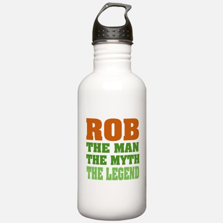 Rob the Legend Sports Water Bottle