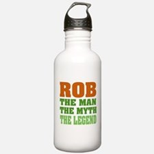 Rob the Legend Water Bottle