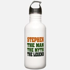 STEPHEN - the legend Water Bottle