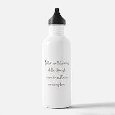 Better Multitasking Sports Water Bottle
