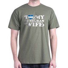 Honduran Wife T-Shirt