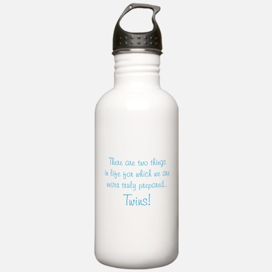 Never Truly Prepared Water Bottle