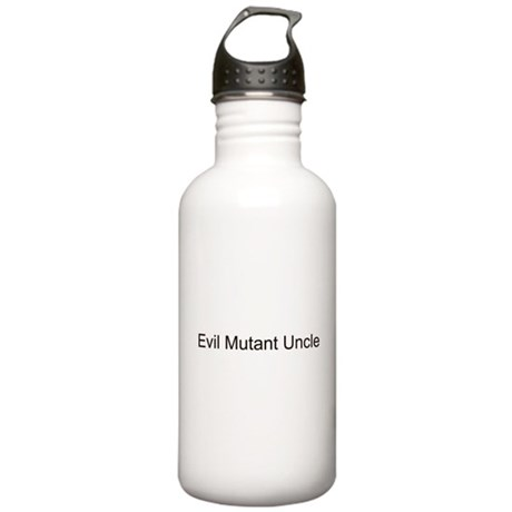 Evil Mutant Uncle Stainless Water Bottle 1.0L