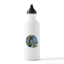 Bite Me Dragon Water Bottle