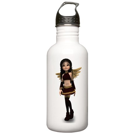 Dominique Wood Elf Stainless Water Bottle 1.0L