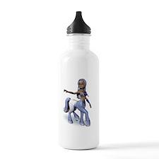 Lila the Centaur Girl Water Bottle