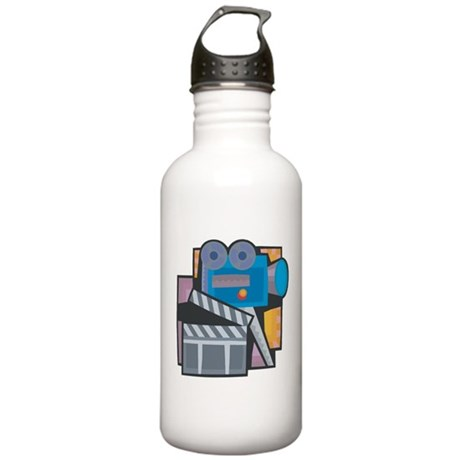 Film Making Stainless Water Bottle 1.0L