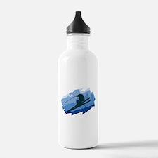 Ski Jumper Water Bottle