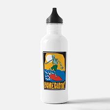 Bone Daddy Surfer Water Bottle
