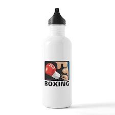 Boxing Sports Water Bottle