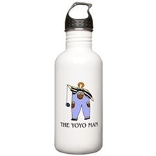 The Yoyo Man Water Bottle