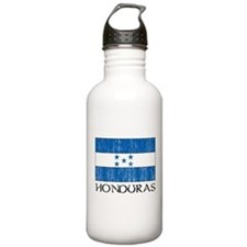 Honduras Flag Water Bottle