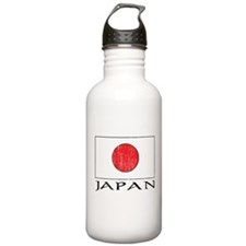 Japan Flag Water Bottle