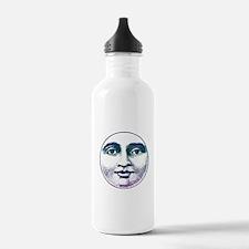 Man in the Moon Sports Water Bottle