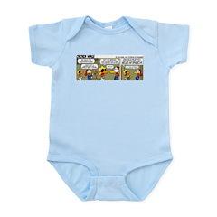 0221 - Extra power needed Infant Bodysuit