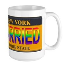 NY MARRIED Mug