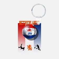 Netherlands Football Keychains