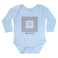 Agoraphobia Long Sleeve Infant Bodysuit