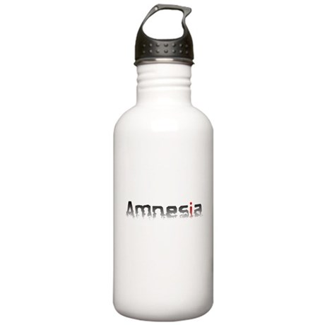 Amnesia Stainless Water Bottle 1.0L