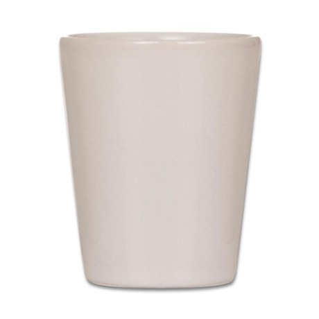 My Mind Is Out Of Tune Shot Glass