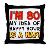 80 pillow Throw Pillows