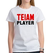 There is No I In Teiam! I in Tee