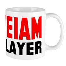 There is No I In Teiam! I in Mug
