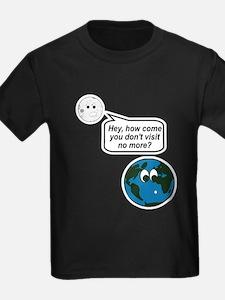 Moon Earth Visit Anymore Shir T