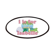 I is for Isabelle Patches