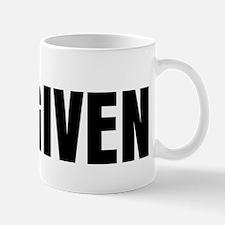 Not perfect just forgiven Mug