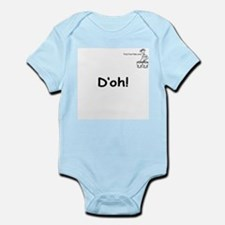 D'oh! Infant Bodysuit