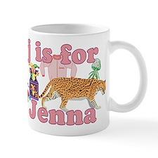 J is for Jenna Mug