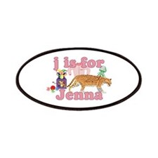 J is for Jenna Patches