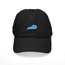 Vintage Grunge Baby Blue Blue Baseball Hat