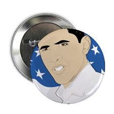 """Barack Obama 2011 2.25"""" Button (10 pack)"""