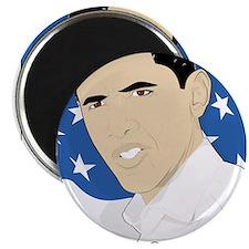 Barack Obama 2011 Magnet