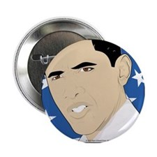 "Barack Obama 2011 2.25"" Button"