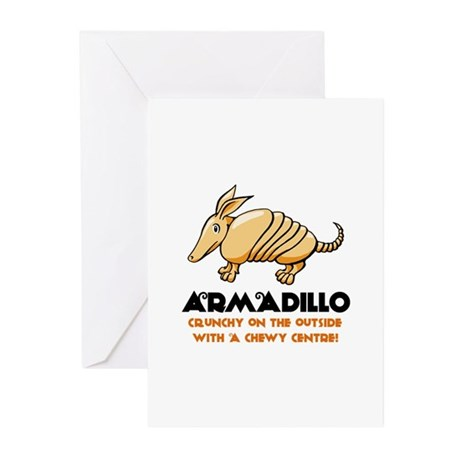 Armadillo Greeting Cards (Pk of 20)