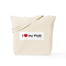 Cute Portuguese pointer Tote Bag