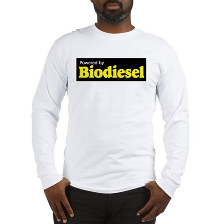 Powered by Biodiesel Long Sleeve T-Shirt
