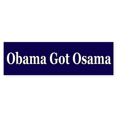 election 2012 Sticker (Bumper)