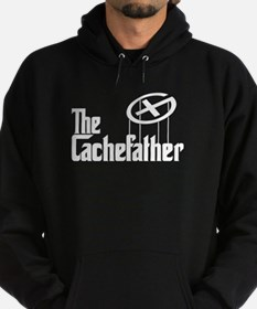 Geocaching THE CACHEFATHER Hoodie