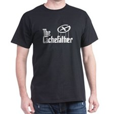 Geocaching THE CACHEFATHER T-Shirt