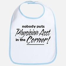 Physician Asst Nobody Corner Bib