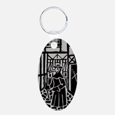 The Plague Doctor Keychains