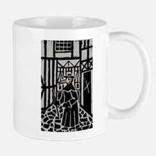 The Plague Doctor Mug