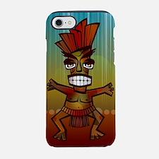 Tiki Men iPhone 7 Tough Case