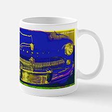 Retro, Ford, Mercury, Mug