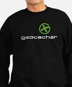 Geocaching Logo Geocacher Sweatshirt