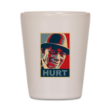 Mississippi John Hurt Shot Glass